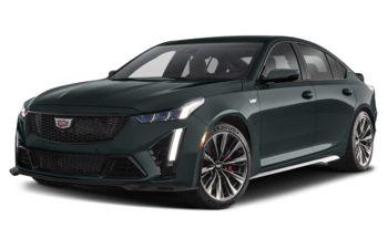 2022 Cadillac CT5-V - Shadow Metallic