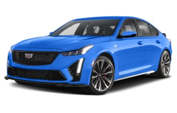 2022 Cadillac CT5-V - Electric Blue