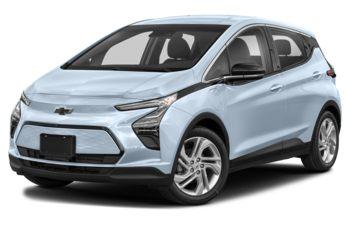 2022 Chevrolet Bolt EV - Ice Blue Metallic