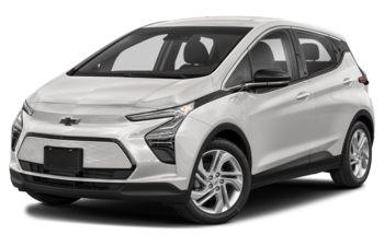 2022 Chevrolet Bolt EV - Summit White