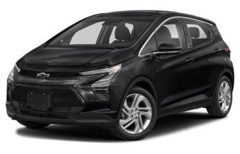 2022 Chevrolet Bolt EV - Mosaic Black Metallic