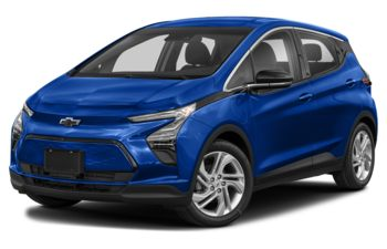 2022 Chevrolet Bolt EV - Bright Blue Metallic