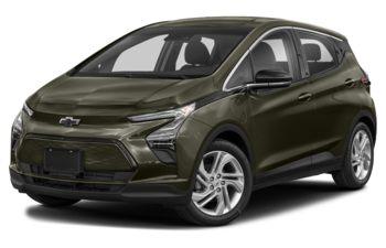 2022 Chevrolet Bolt EV - Grey Ghost Metallic