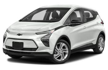 2022 Chevrolet Bolt EV - Silver Flare Metallic