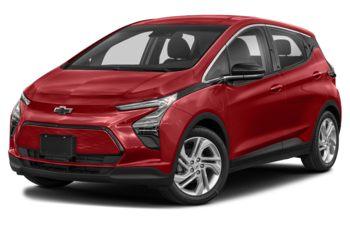 2022 Chevrolet Bolt EV - Cherry Red Tintcoat