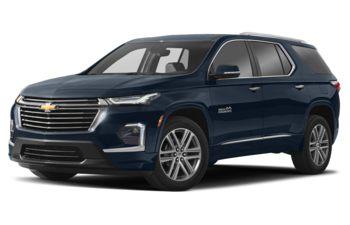 2022 Chevrolet Traverse - Northsky Blue Metallic