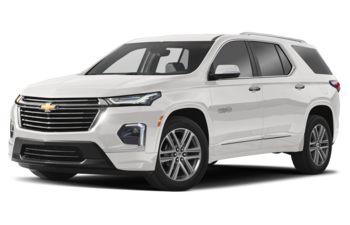 2022 Chevrolet Traverse - Summit White