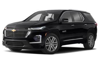 2022 Chevrolet Traverse - Mosaic Black Metallic
