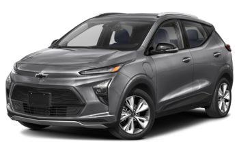 2022 Chevrolet Bolt EUV - Silver Flare Metallic