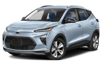 2022 Chevrolet Bolt EUV - Ice Blue Metallic