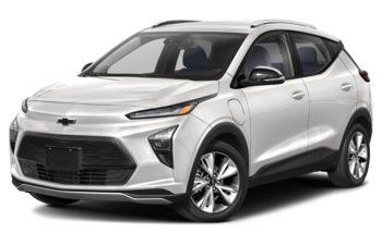 2022 Chevrolet Bolt EUV - Summit White