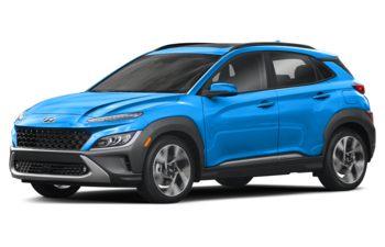 2022 Hyundai Kona - Surfy Blue