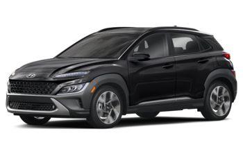 2022 Hyundai Kona - Phantom Black