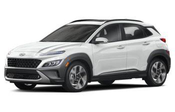 2022 Hyundai Kona - Atlas White