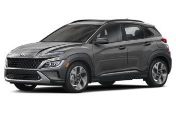 2022 Hyundai Kona - Galactic Grey
