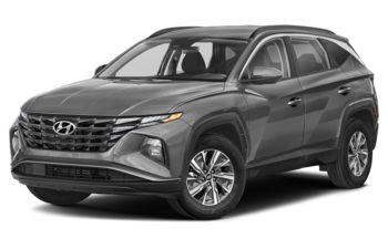 2022 Hyundai Tucson Hybrid - Amazon Grey