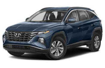 2022 Hyundai Tucson Hybrid - Deep Sea Blue