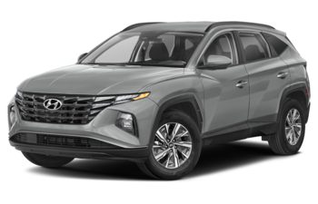 2022 Hyundai Tucson Hybrid - Shimmering Silver