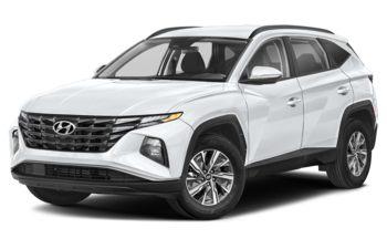 2022 Hyundai Tucson Hybrid - Crystal White