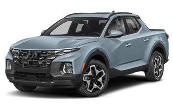 2022 Hyundai Santa Cruz - Twilight Black