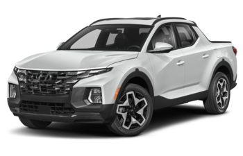 2022 Hyundai Santa Cruz - Ice White Solid
