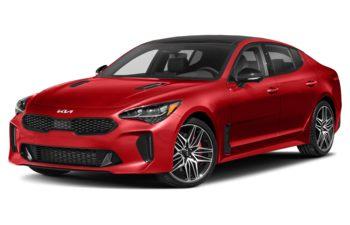 2022 Kia Stinger - California Red