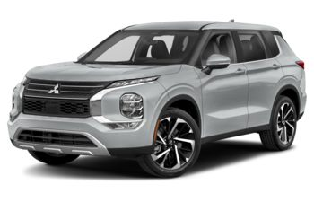 2022 Mitsubishi Outlander - Sterling Silver