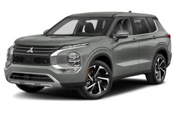 2022 Mitsubishi Outlander - Titanium Grey