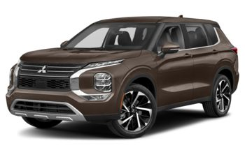 2022 Mitsubishi Outlander - Deep Bronze