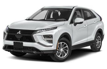 2022 Mitsubishi Eclipse Cross - White Diamond