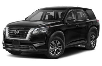 2022 Nissan Pathfinder - Super Black