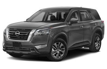 2022 Nissan Pathfinder - Gun Metallic