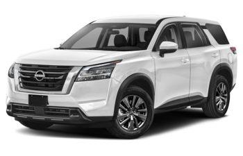 2022 Nissan Pathfinder - Glacier White