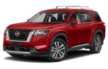 2022 Nissan Pathfinder - Scarlet Ember Tintcoat