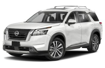 2022 Nissan Pathfinder - Pearl White TriCoat