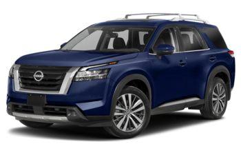 2022 Nissan Pathfinder - Deep Ocean Blue Pearl