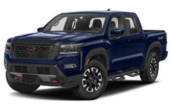 2022 Nissan Frontier - Deep Blue Pearl