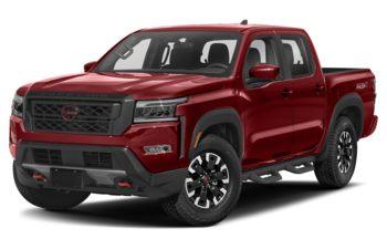 2022 Nissan Frontier - Red Alert