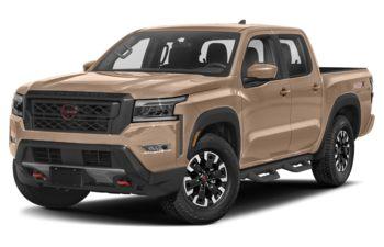 2022 Nissan Frontier - Baja Storm