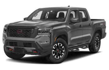 2022 Nissan Frontier - Gun Metallic