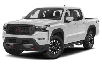 2022 Nissan Frontier - Glacier White