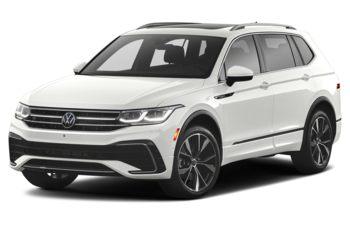 2022 Volkswagen Tiguan - Pure White