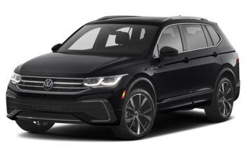 2022 Volkswagen Tiguan - Deep Black Pearl