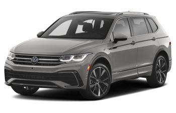 2022 Volkswagen Tiguan - Pyrite Silver Metallic