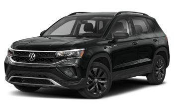 2022 Volkswagen Taos - Deep Black Pearl