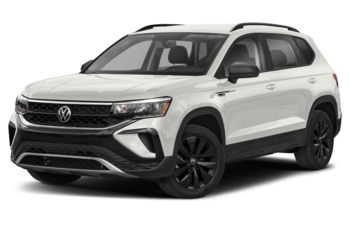 2022 Volkswagen Taos - Pure White