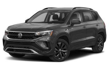 2022 Volkswagen Taos - Platinum Grey Metallic