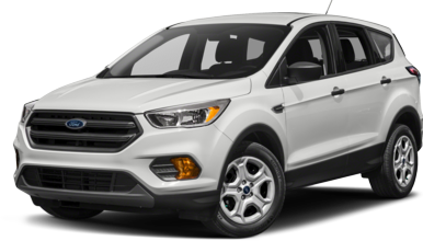 2019 Ford Escape Front Exterior