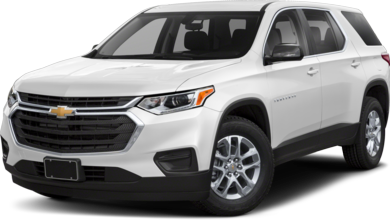 2019 Chevy Traverse