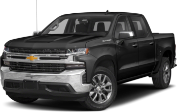 2020 Silverado 1500 Custom Trim Level